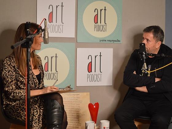 Συνέντευξη του Σπύρου Παπαδόπουλου στην Γιώτα Τσιμπρικίδου