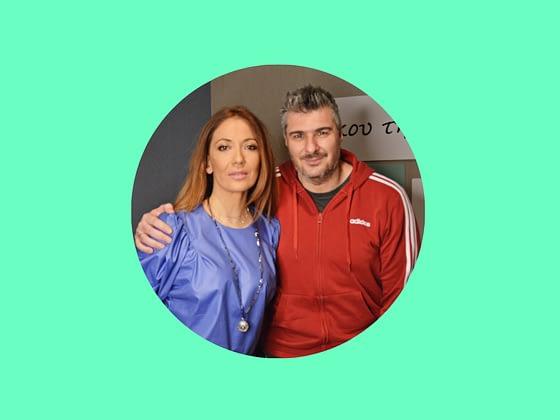 Νίκος Μωραΐτης - Art Podcast header